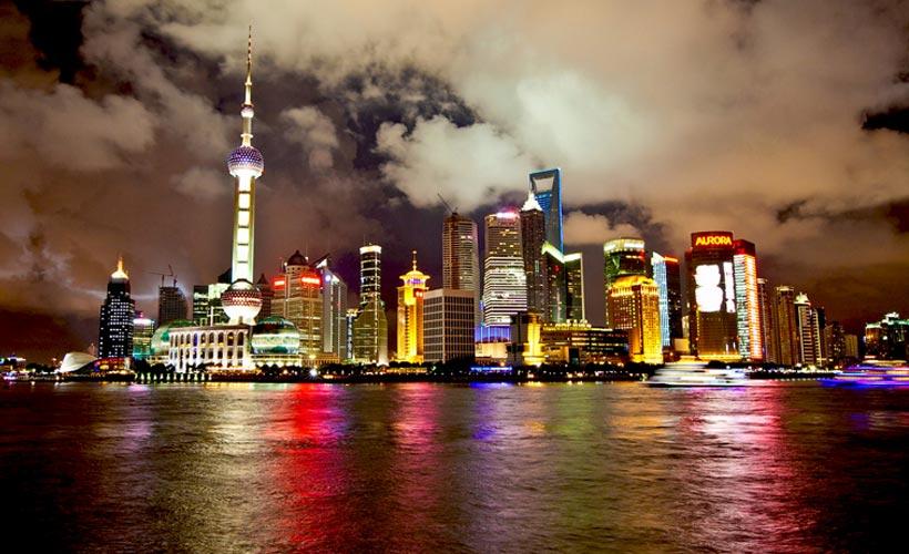 جهانگردی در قلب تپنده چین