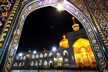 تور مشهد 8 بهمن 95