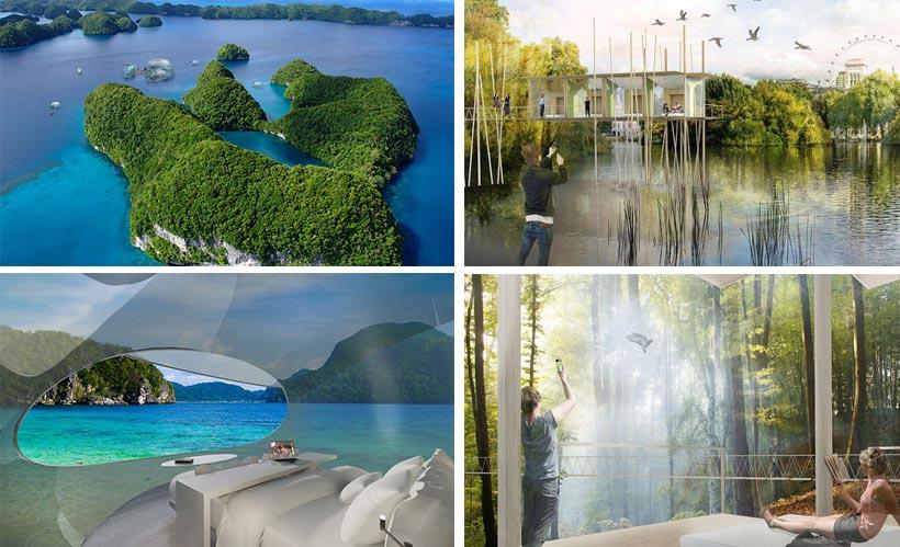 هتل های بدون سرنشین: از ایده تا واقعیت
