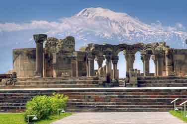 تور ارمنستان پاییز 95