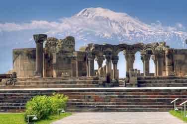 تور ارمنستان بهار 97