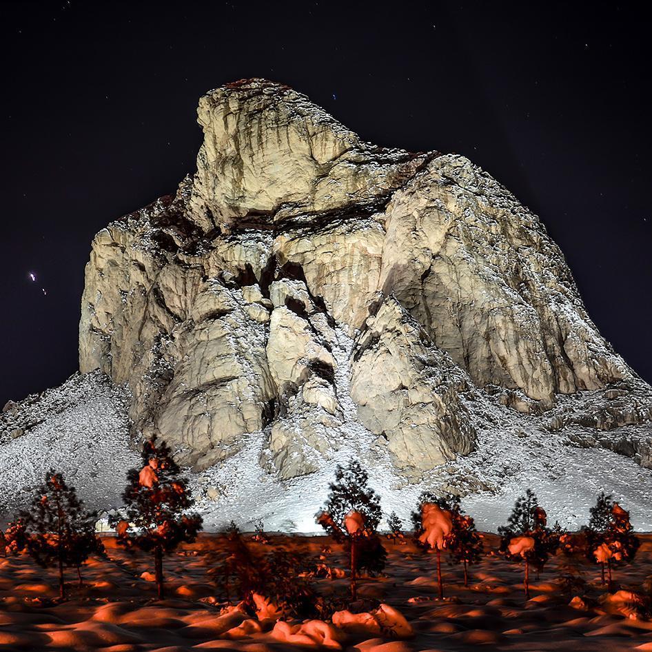 کوه عقاب یزد