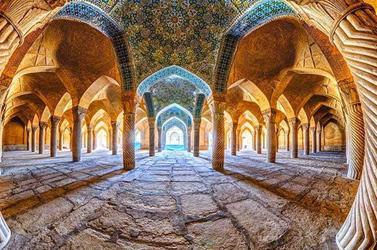 تور شیراز 7 و 8 اردیبهشت  97