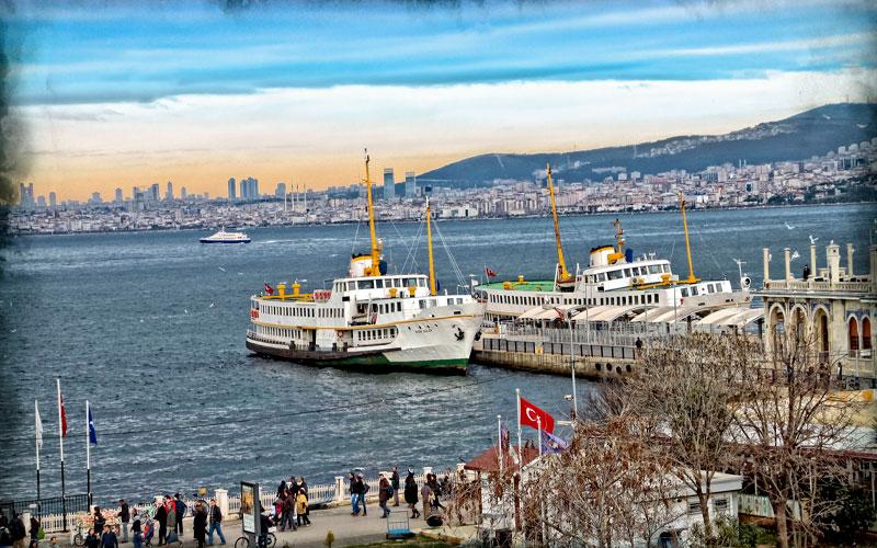 بهترین راهها برای گشت زدن در استانبول
