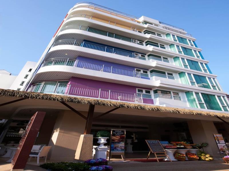 هتل Pattaya Sea View پاتایا