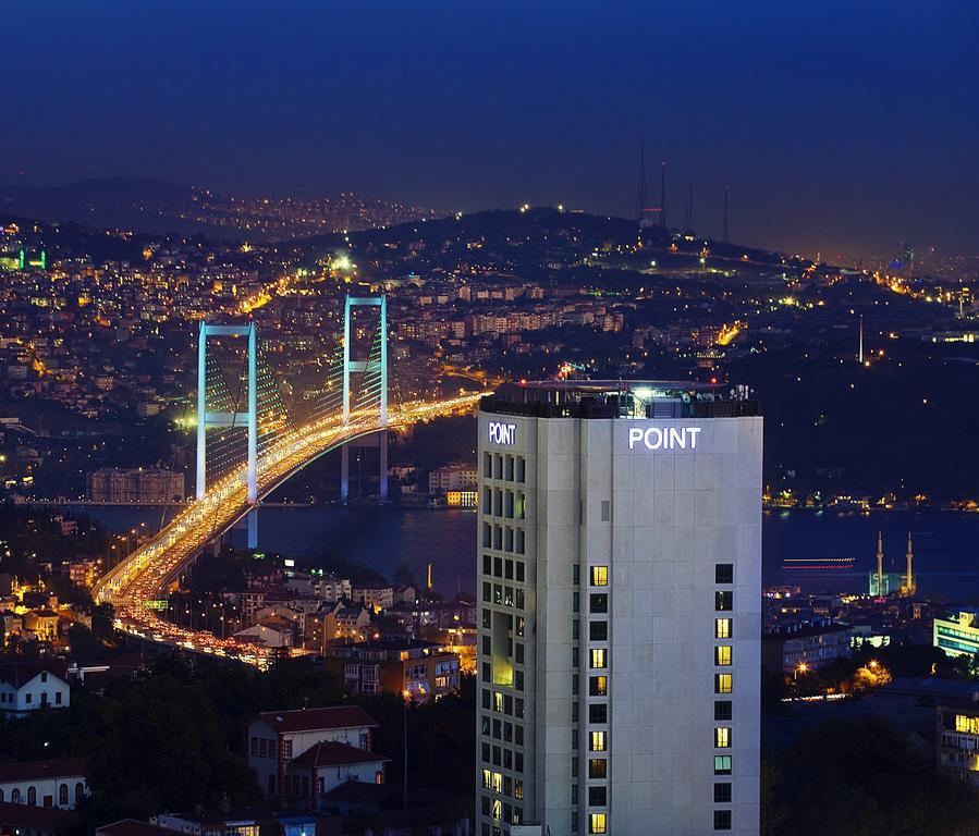 هتل Point Barbaros استانبول