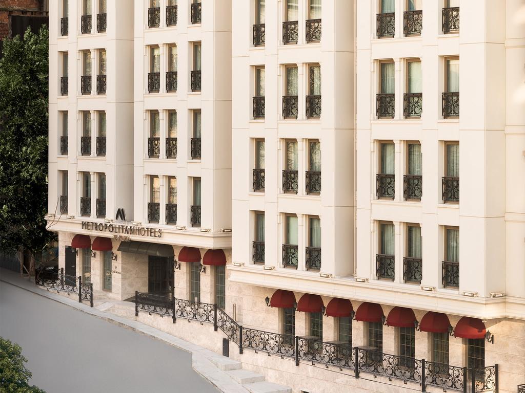 هتل Metropolitan Hotel Taksim استانبول