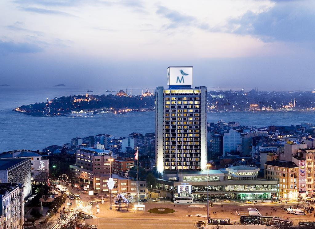 هتل The Marmara Taksim استانبول