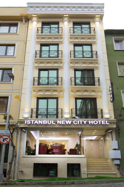 هتل New City استانبول