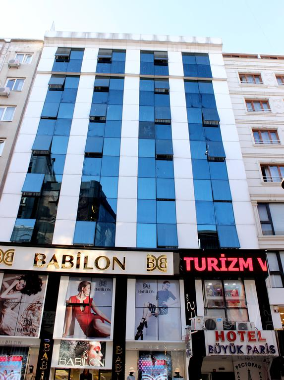 هتل Buyuk Paris استانبول