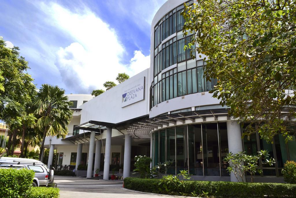 هتل Deevana Plaza Phuket پوکت