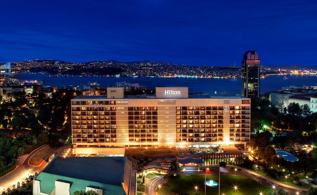 هتل hilton استانبول