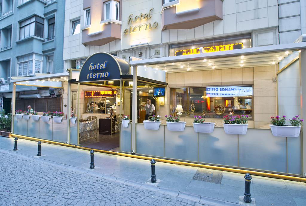 هتل Eterno Hotel استانبول