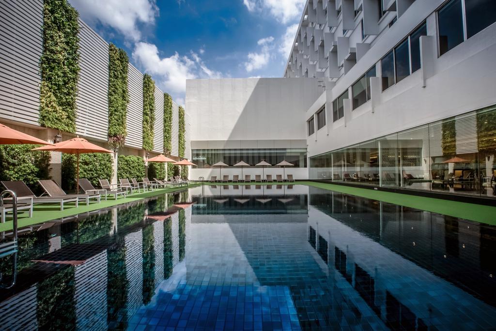هتل  Mandarin Hotel Managed By Center Point بانکوک
