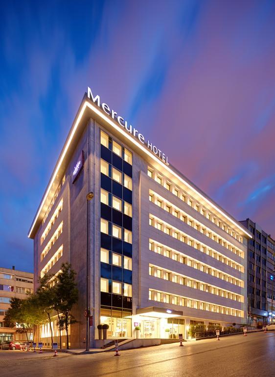 هتل Mercure استانبول