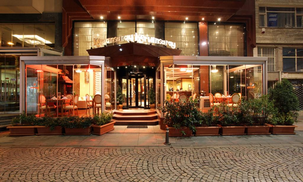 هتل Hotel Istanbul Kervansaray استانبول