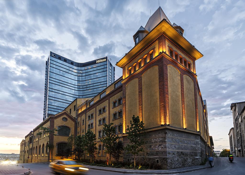 هتل Hilton Bomonti استانبول