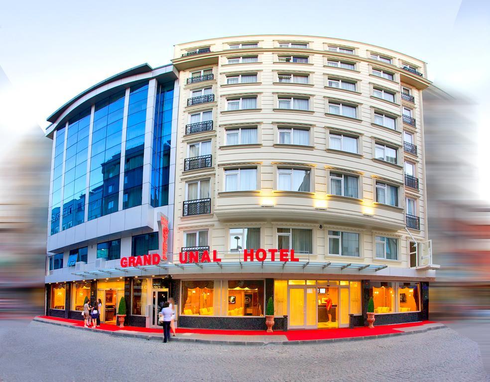 هتل Grand Unal استانبول