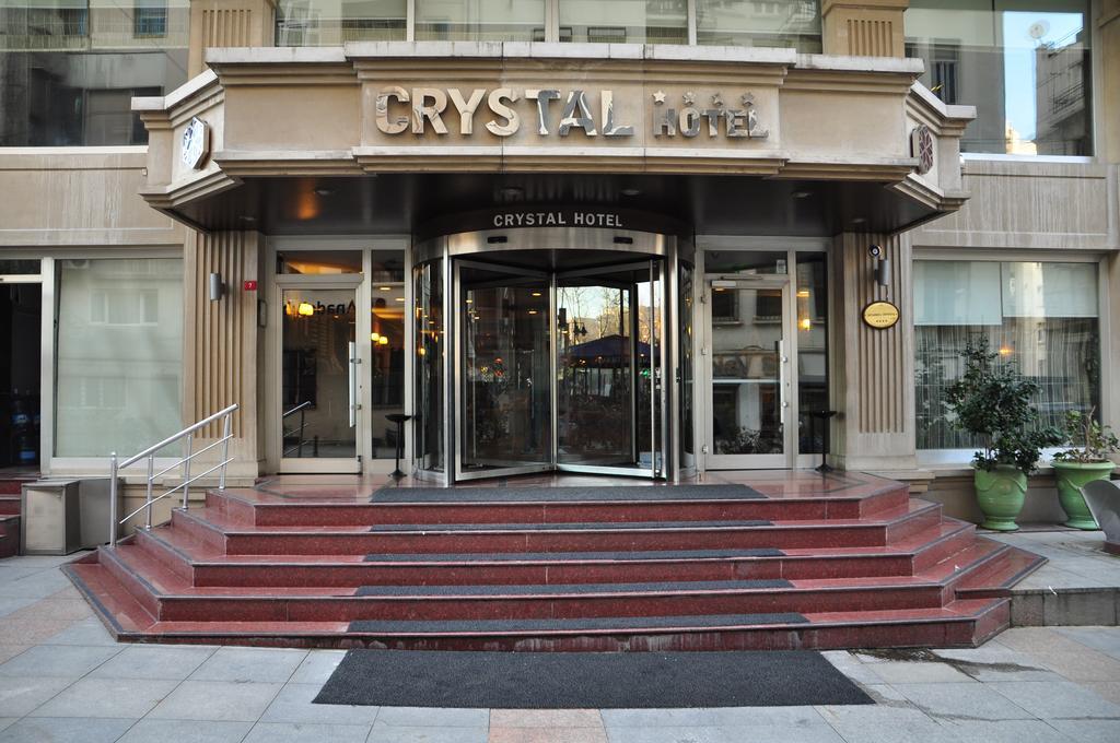 هتل Crystal استانبول