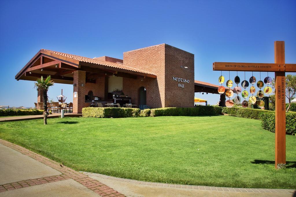 هتل Gloria Verde آنتالیا