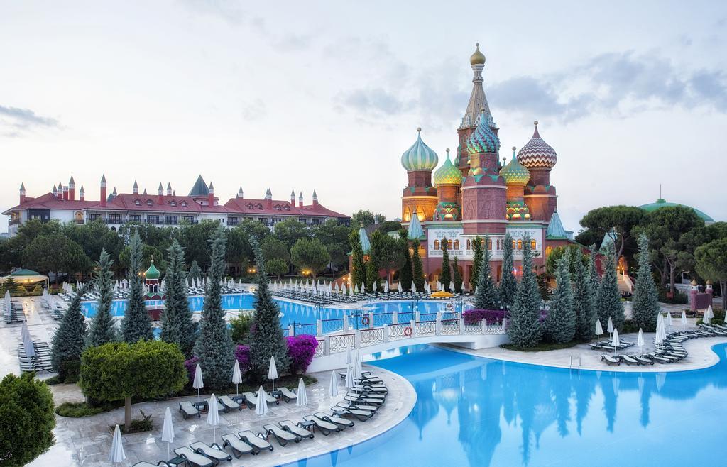 هتل WOW Kremlin Palace آنتالیا