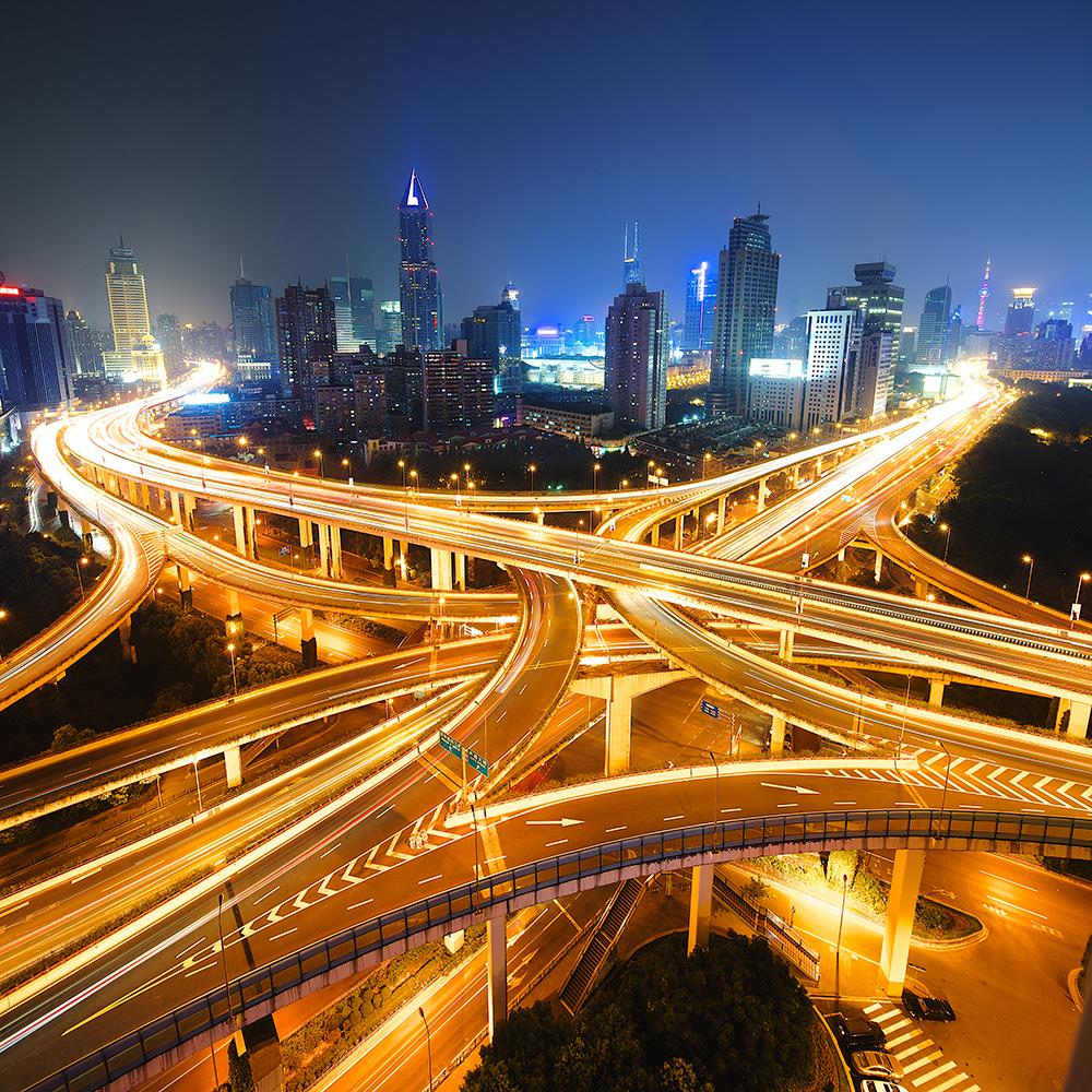 محله های اروپایی شانگهای