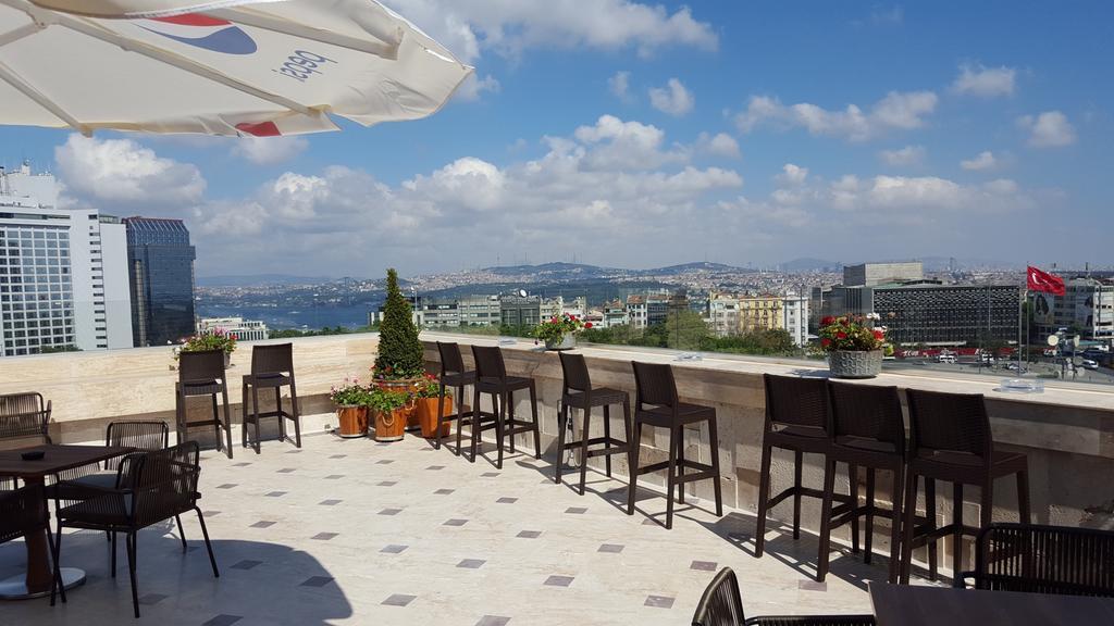 هتل Taksim Gonen استانبول