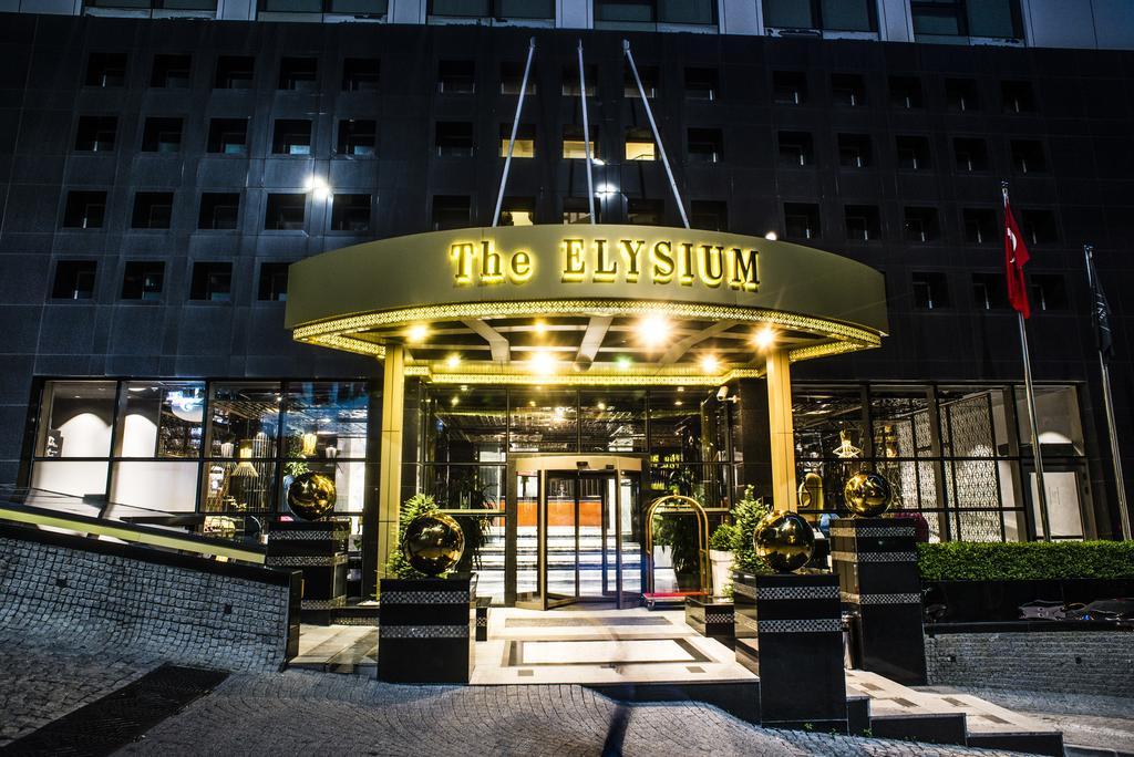 هتل The Elysium استانبول