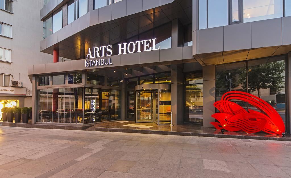 هتل Arts Hotel Bosphorus استانبول