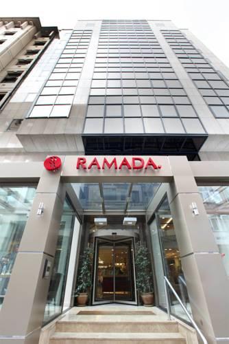 هتل Ramada Taksim استانبول