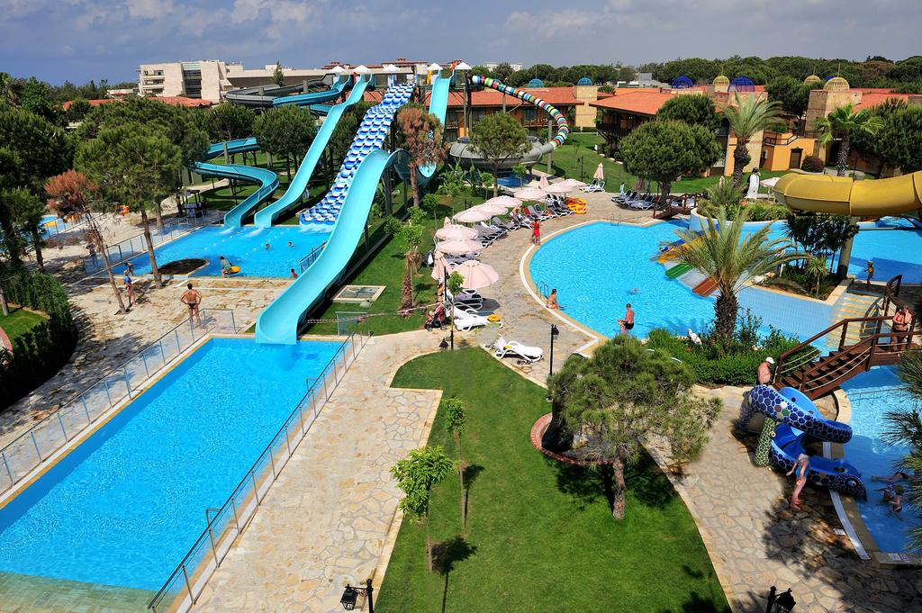 هتل Gloria Golf Resort آنتالیا