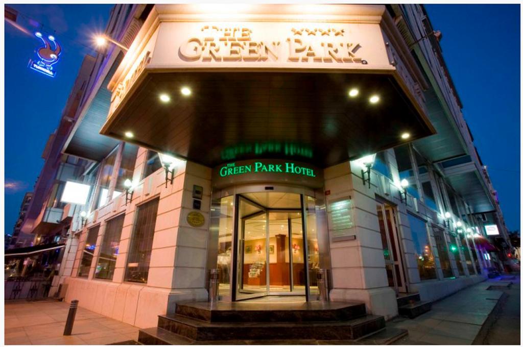هتل Green Park استانبول