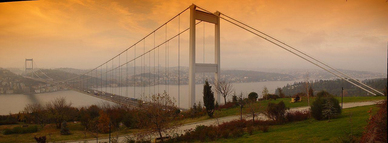 پلهای نمادین استانبول