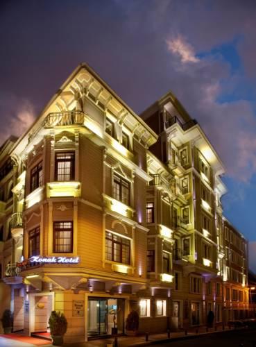 هتل Konak استانبول