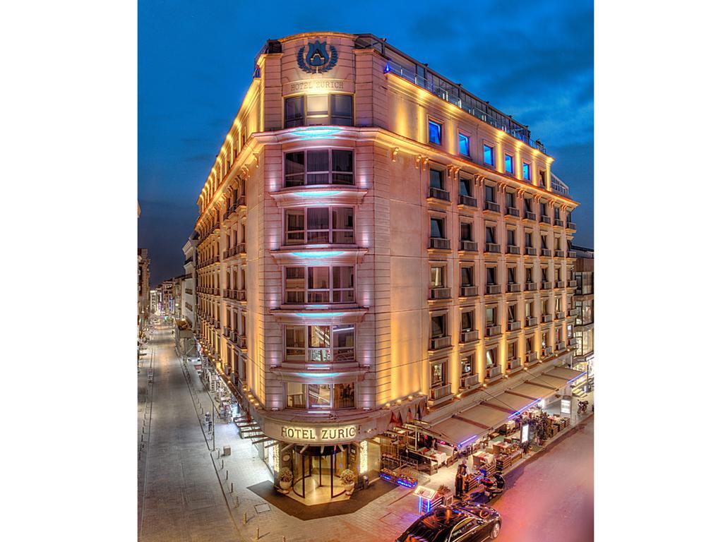 هتل Zurich استانبول
