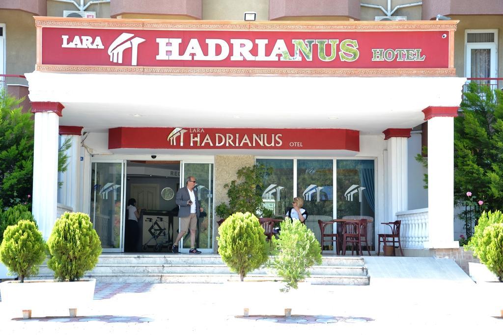 هتل Lara Hadrianus آنتالیا