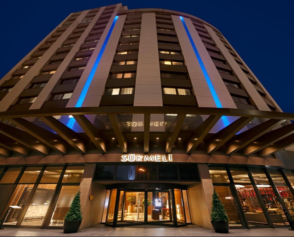 هتل Surmeli Istanbul استانبول