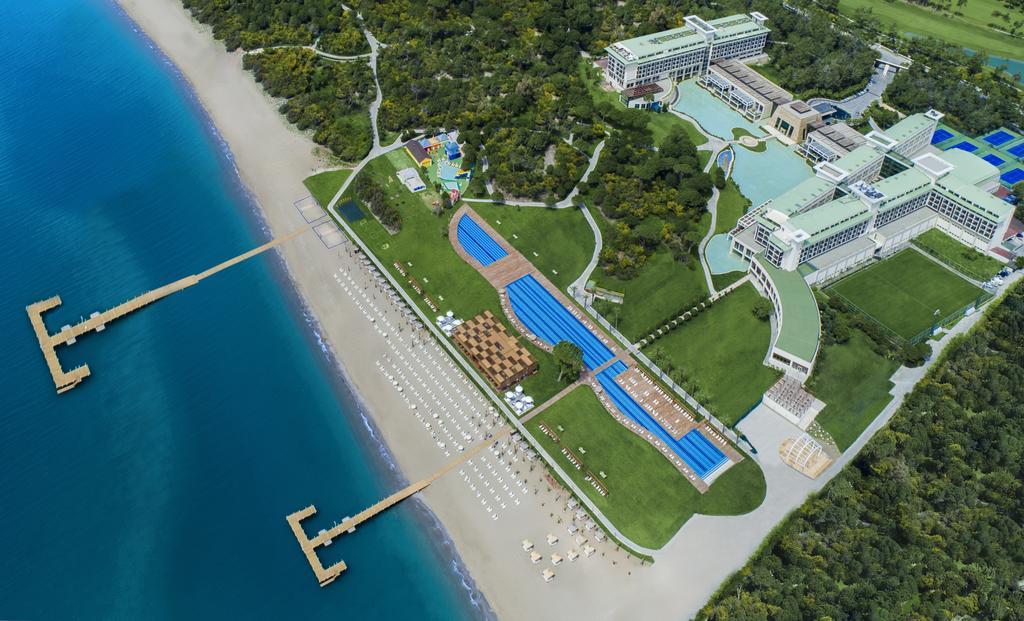 هتل Rixos Premium آنتالیا