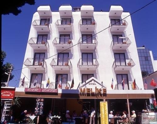 هتل Melike کوش آداسی