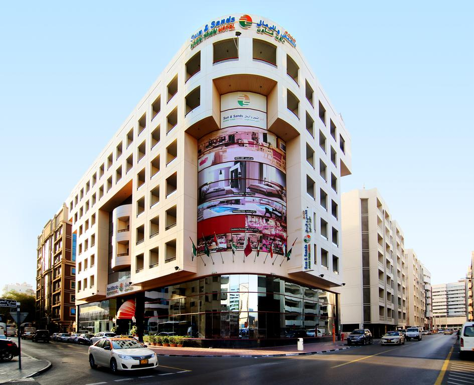 هتل Sun & Sands Downtown Dubai دبی