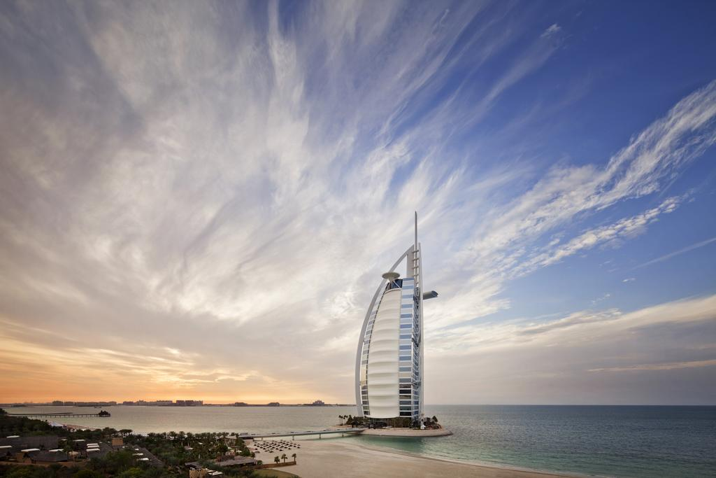 هتل Jumeirah Burj Al Arab دبی
