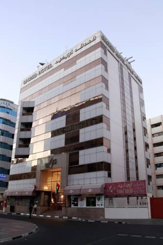 هتل Orchid Hotel دبی