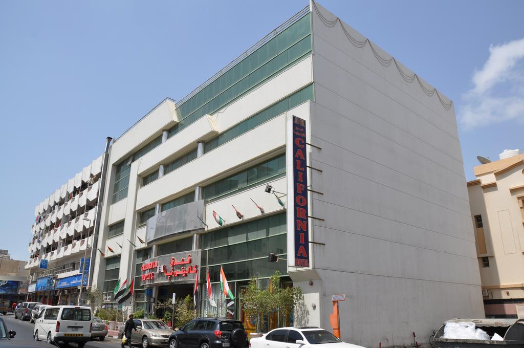 هتل California Hotel Dubai دبی