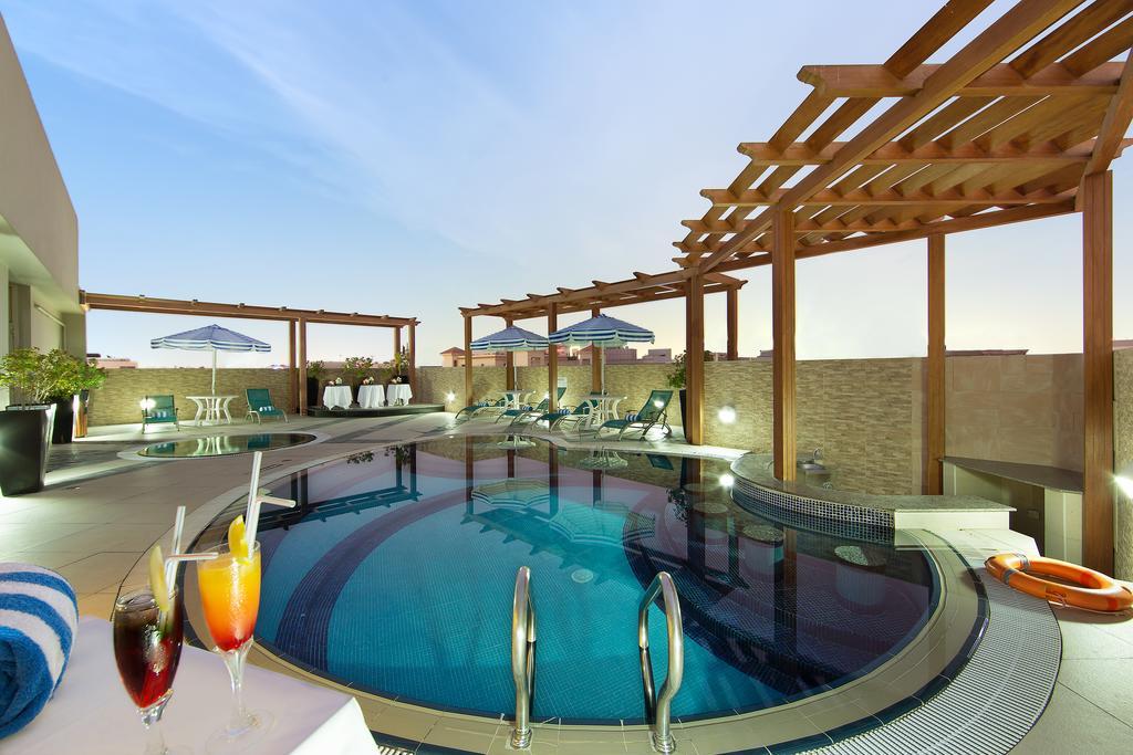 هتل Sun & Sky Al Rigga Hotel دبی