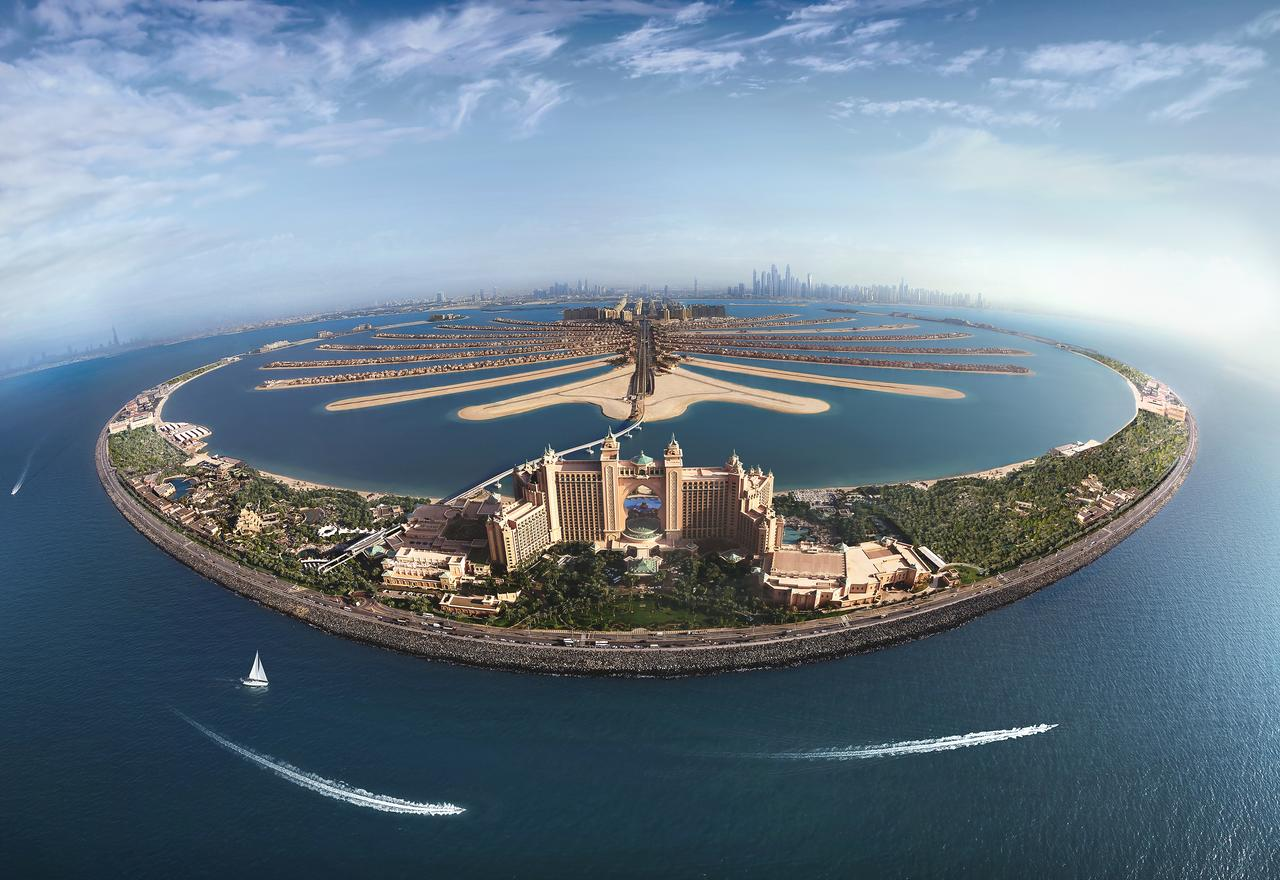هتل Atlantis The Palm دبی