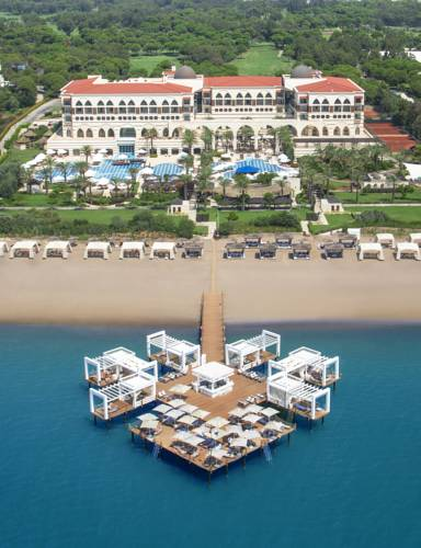 هتل Kempinski The Dome آنتالیا