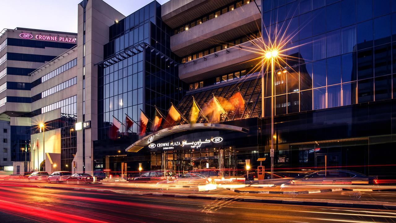 هتل Crowne Plaza دبی