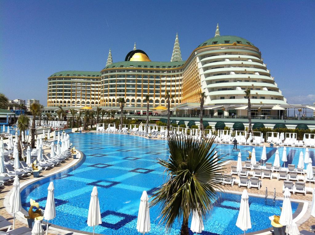 هتل Delphin Imperial آنتالیا