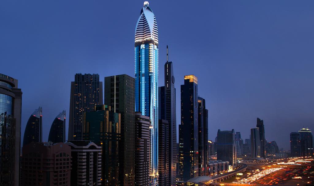 هتل Rose Rayhaan دبی