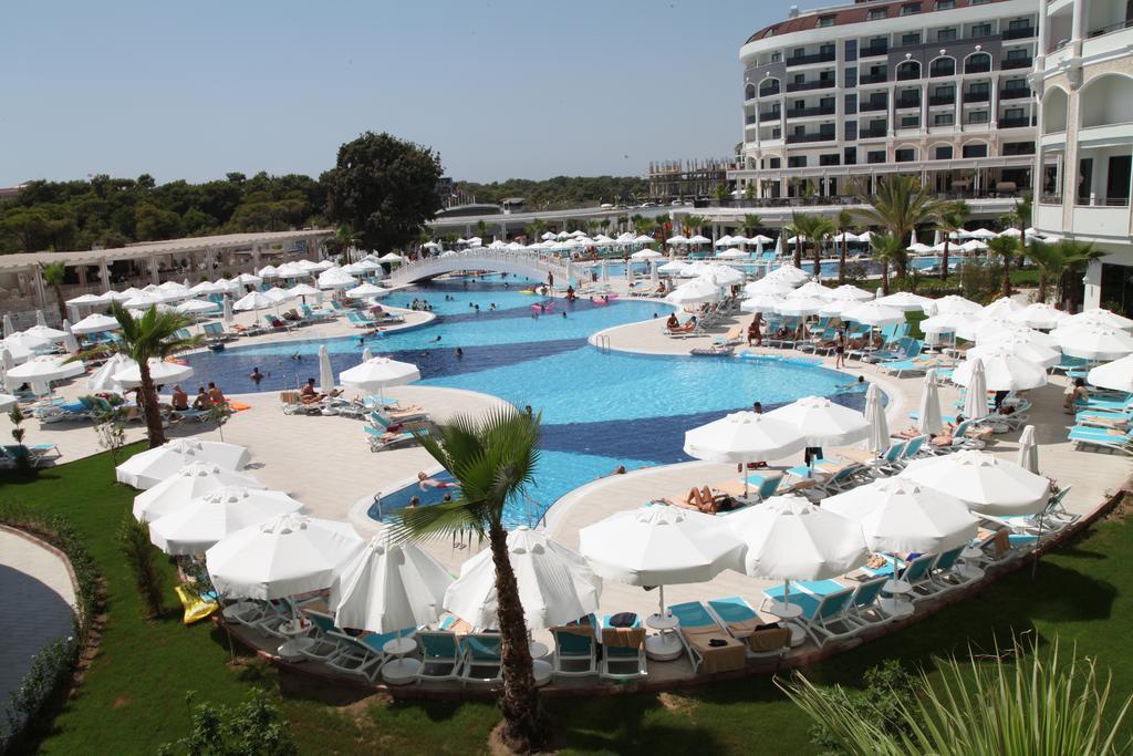 هتل Diamond Premium آنتالیا